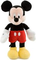 Disney Mickey Mouse Mini 22.9cm Bean Bolsa Peluche Juguete Muñeca Clásico Estilo