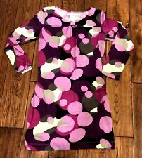 Girls Purple Mini Dress Size 10