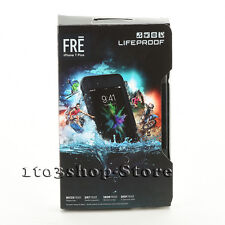"LifeProof FRE Water Dust Proof Hard Case for iPhone 7 Plus 5.5"" Black Used"