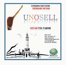UNOSELL STRING SET FOR PERSIAN STRING INSTRUMENT SETAR NEW