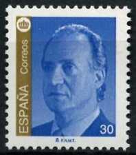 España 1993-2000 SG#3231, 30p el rey Juan Carlos I estampillada sin montar o nunca montada definitiva #D64430