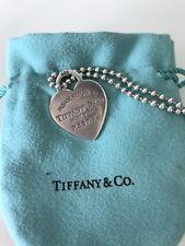 collana donna Tiffany Originale