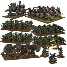 Goblin Mega Force - Kings of War - Mantic Games - Warhammer Orcs and Goblins