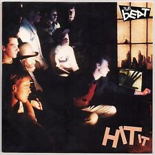 """BRIT SKA 7"""" THE BEAT - HIT IT / WHICH SIDE OF THE BED GO-FEET REISSUE UNPLAYED"""