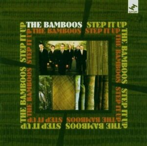 The Bamboos - Step It Up - The Bamboos CD T2VG The Cheap Fast Free Post The