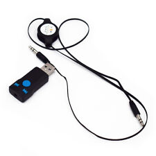 Novel 3in1 USB Bluetooth Receiver Adapter 3.5mm AUX Stereo Audio Speaker MP3