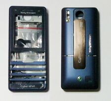 Blue Housing fascia facia cover case faceplate for Sony Ericsson K770  blue 0000