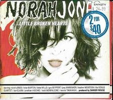 Norah Jones cd album- Little Broken Hearts