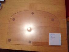 Ersatzteil Glas Ofenglas Sichtscheibe Ofenglas Kaminglas  für LEDA ANTIGUA