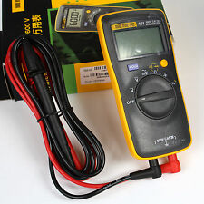 NEW FLUKE 101  Handheld Digital Multimeter F101 small Pocket Mini  600V CATIII