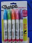 Sharpie Oil-Based Paint Markers Medium Point Fashion Colors 5-Count 1770459