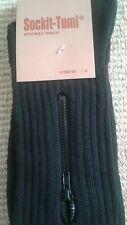 Sport zip pocket Sock Black