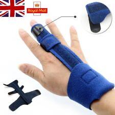 Finger Extension Splint Trigger Mallet Malleable Metallic Hand Orthotics Braces