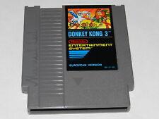 DONKEY KONG 3   Nintendo  NES Spiel    GETESTET