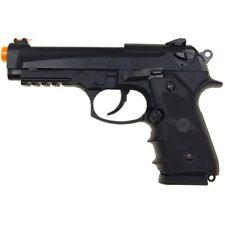 New listing 500 FPS WG AIRSOFT METAL M9 BERETTA BLOWBACK GAS CO2 HAND GUN PISTOL w/ 6mm BB