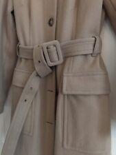 Ladies Ralph Lauren classic style camel coat. Size 10.