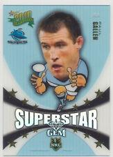 2010 Select NRL Champions Superstar GEM Paul Gallen Mint