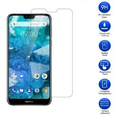 NOKIA 7.1 (2018) Tempered Glass Screen Protector Premium Protection for nokia