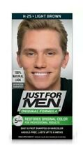 Just For Men Hair Color Light Brown H-25
