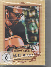 Al Di Meola Morocco Fantasia World Sinfonia Live with Special Guests DVD NEU