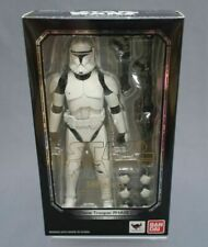 SH S.H. Figuarts Clone Trooper Phase 1 Episode II Attack of the Clones Bandai