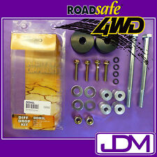 TOYOTA PRADO 120 / 150 SERIES - ROADSAFE 4WD DIFF DROP KIT