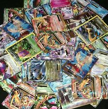 Pokemon All Reverse Holo + Rare 10 Card Shiny Bling Lot