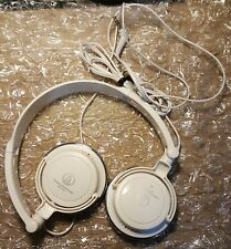 AUDIO-Technica ATH-SJ11 Cuffie Bianco-LEGGI