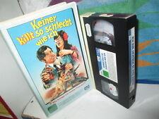 VHS - Keiner killt so schlecht wie ich - Walter Matthau - CIC
