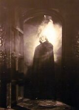 EVERY HOME SHOULD HAVE ONE clipping Marty Feldman as Dracula B&W photo 1970