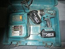 MAKITA BTP 140 RFE 4-FUNCTION IMPACT DRILL AND TWO BATTERIES18V