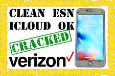 Apple Iphone 6s Plus ✓ 64GB ✓ Rotgold ✓ Verizon ✓ A1687 ✓ Saubere Esn
