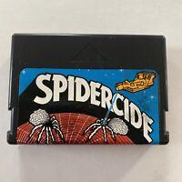 Vintage Radioshack TRS-80 Color Computer Game - Spidercide