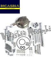 8128 - COPERCHIO CARTER FRIZIONE COMPLETO VESPA 125 150 200 PX