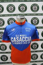 maglia body ciclismo bike shirt maillot trikot CASTELLI TG 5 G489