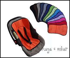 BABY CAR SEAT LINER PADDING PAD COVER CUSHION COVER MAT WIPEABLE WATERPROOF