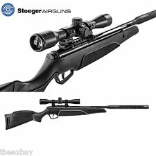 Stoeger Arms A30 S2 Suppressor Air Rifle .177 Caliber Pellet Gun Scope 30250