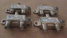 2 Way Splitter 5-1000MHz  SV-2GT Time Warner Cable 4 Pack