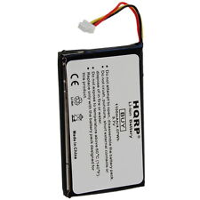 HQRP Batería para Garmin Nuvi 36100035-01, 361-00056-00, 2VR270234, 010-01115-01