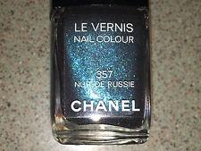 Chanel Vernis NUIT DE RUSSIE #357 Sparkly VINTAGE Polish Limited SUPER RARE NIB!