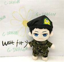 KPOP Star BIGBANG GD G-DRAGON Doll Clothes Uniform Stuffed Plush Set Limit N