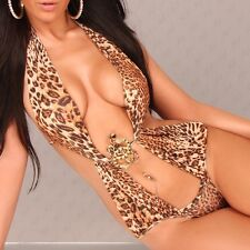 PROVOCATIVE Padded One Piece Swimwear Swimsuit Bathing Suit - S/M/L