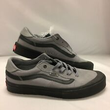 "Vans Men's Shoes ""Style 112 Pro Gun ''--Gunmetal/Black"