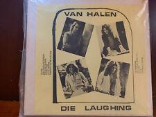 Van Halen - Die Laughing - Vinyl LP - Live 1977