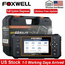 Foxwell OBDII Diagnostic Tool Car Full System ABS SRS EPB Oil Reset Code Reader