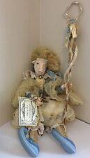 "Katherine's Collection Wayne Kleski Retired 30"" Master Skye Blu Sheep Lamb Doll"