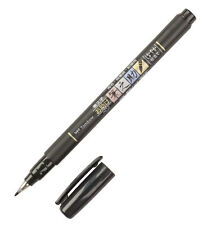 Tombow Fudenosuke Soft Brush Tip Pen - Black Ink