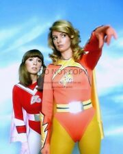 "DEIDRE HALL JUDY STRANGIS IN ""ELECTRA WOMAN AND DYNA GIRL"" - 8X10 PHOTO (FB-028)"