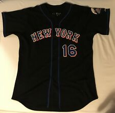 Doug Mientkiewicz 2005 New York Mets MLB Game Issued Game Used Jersey Size 50