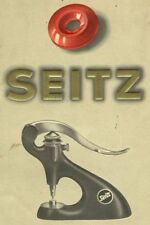 Document Seitz pour potence aux rubis Jeweling tool Steineinpressapparat Horia